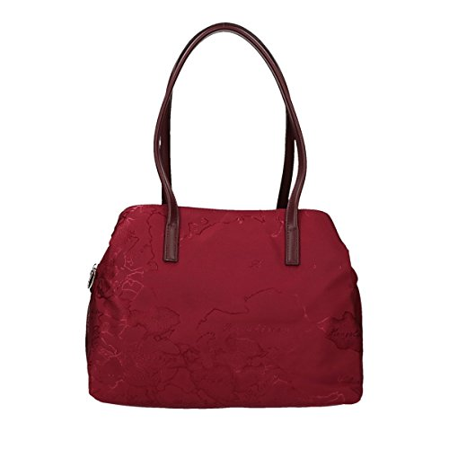 Alviero Martini 1A Classe shoulder bag Nylon Map red