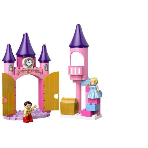 Lego De D'eveil Jouet Château Le Princesse Duplo 6154 dxCthBrQs