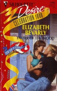book cover of Father of the Brood