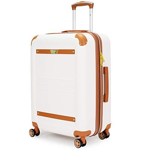 19V69 Italia Vintage Expandable Hard Spinner Luggage (28