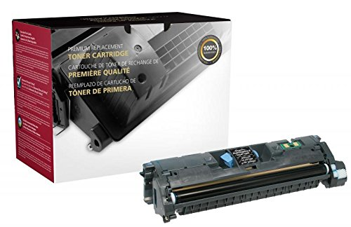 Inksters Remanufactured Toner Cartridge Replacement for HP C9700A/Q3960A (HP 121A / 122A) - Black