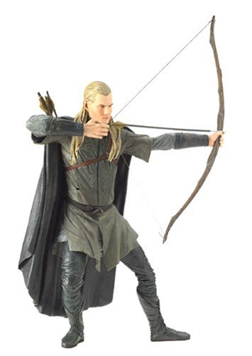 NECA Legolas 20 Epic Scale Lord Of The Rings Action Figure Amazoncouk Toys Games