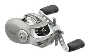 Daiwa Laguna 6.3:1 Gear Ratio Baitcast Reel (Left Hand Retrieve)