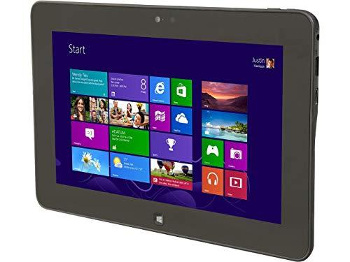 "Price comparison product image DELL Latitude 10 DELL-LAT10-ST2 IPS 10.1"" Tablet PC,  Intel Atom Z2760 (1.80 GHz),  2 GB Memory,  64 GB SSD,  USB,  Bluetooth,  Mini HDMI,  Thunderbolt,  Windows 8 Pro 32-Bit"
