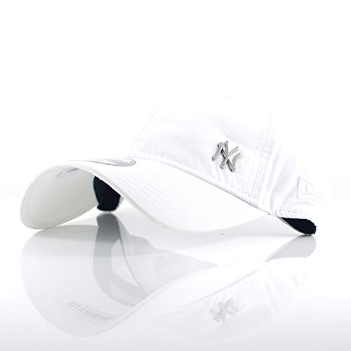 Taille de béisbol Blanco para Unique A Era Hombre ERA NEW Gorra Blanco xwv64Z