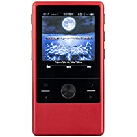 Cayin N3 DAP, Master Quality Digital Audio Player (Red)