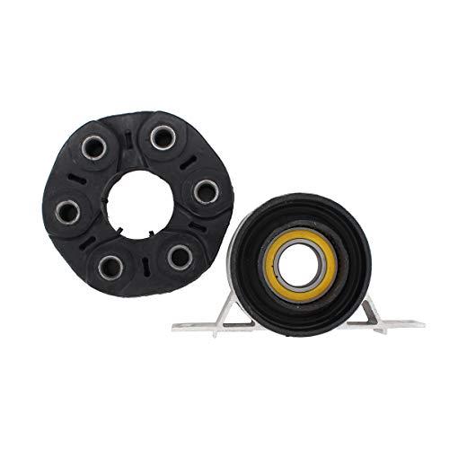 - NewYall Driveshaft Flex Disc Joint & Center Support Bearing