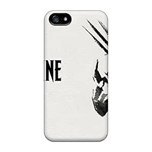 New RML5083rSTw Wolverine 2013 Tpu Cover Case For Iphone 5/5s