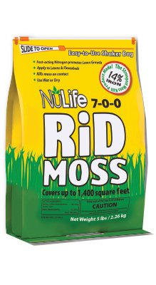 Nulife WNL03028 5 lbs. Nulife Rid Moss Control Spot Treatment