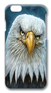 Bald Eagle Totem Custom iphone 6 plus 5.5 inch Case Cover Polycarbonate 3D