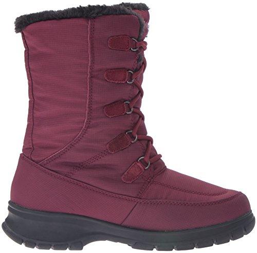 Kamik Kvinners Brooklyn Snø Boot Burgunder / Burgunder