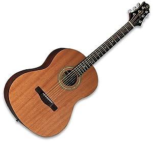 samick greg bennett design st91 acoustic guitar satin natural musical instruments. Black Bedroom Furniture Sets. Home Design Ideas