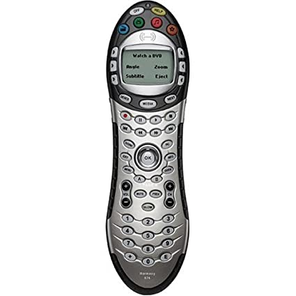 amazon com logitech harmony 676 universal remote control rh amazon com Logitech Harmony Remote Software Logitech Harmony Remote Software