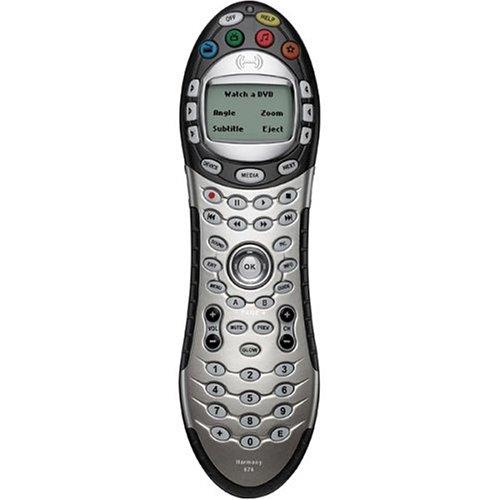 Amazon Logitech Harmony 676 Universal Remote Control