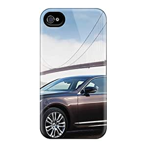 Shock-dirt Proof Lexus Ls 600h L 2013 Cases Covers For Iphone 4/4s