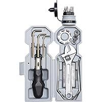 VOREL 77795 - herramienta moto mano fijado (forma de la botella 18pcs)