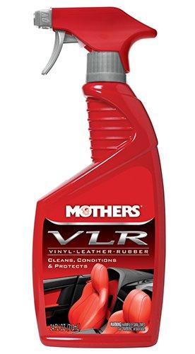 Mothers 06524-6 VLR VinylLeatherRubber Care – 24 oz, (Pack of 6)