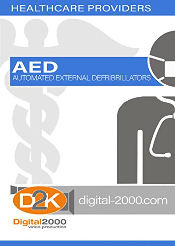 AED - Automated External Defibrillators Safety Training DVD (Automated External Defibrillator Training)
