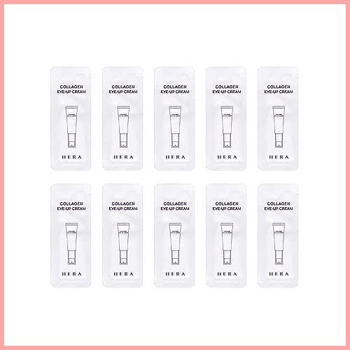 HERA COLLAGEN EYE UP CREAM 20EA / Sample Kit / TTBeauty / Korea Cosmetics