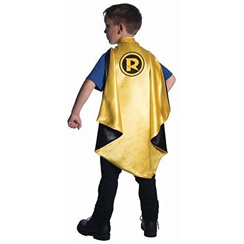 Rubie's Costume DC Superheroes Robin Deluxe Child Cape -