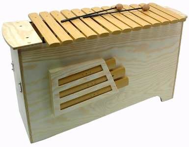 Sonor Palisono (Fiberglass) Deep Bass Diatonic Xylophone by Sonor (Image #2)