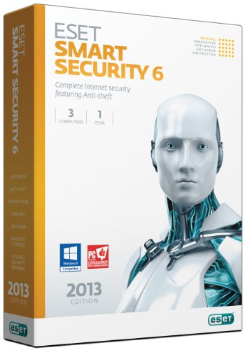 Smart Security Version 6 - 3 Users