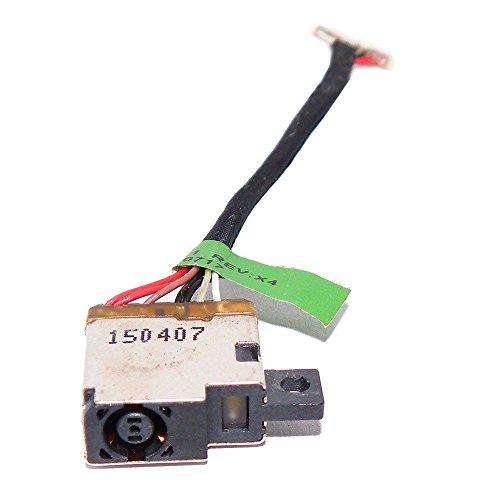 DBParts DC Power Jack Harness Cable For HP Spectre X360 13-4003DX 13-4005DX 13-4001 13-4001DX 13-4002DX 13-4193DX 13-4193nr 13-4194DX 13-4101DX 13-4102DX 13-4103DX 13t-4000 cto 13-4100DX 13-4105DX