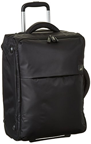 lipault-paris-foldable-2-wheeled-22-inch-carry-onone-size-black