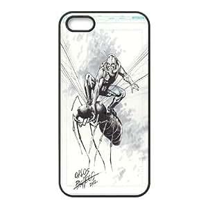Custom Anime male god ant man phone Case Cove For Apple Iphone 5 5S Cases XXM9174971