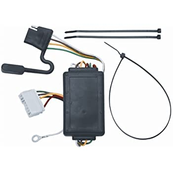 Amazon.com: Tekonsha 118424 T-One Connector Assembly with Circuit ...