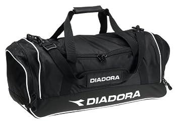 Diadora Team Bag (Black, 25-Inch x 11-Inch x 11-Inch) 998330/320-Black