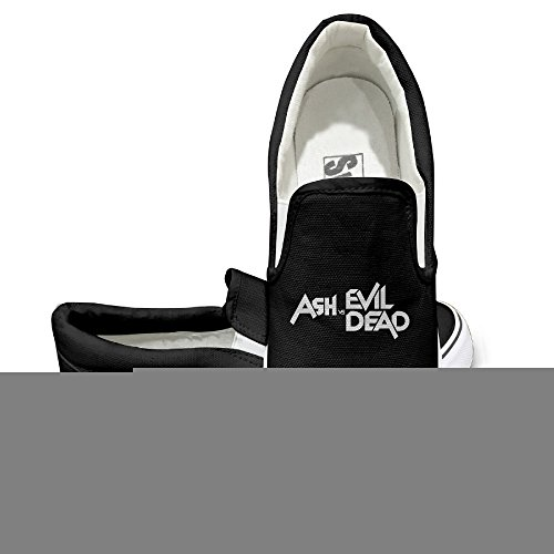 OOONG Ash Vs Evil Dead Casual Slip On Canvas Shoes Flats 42