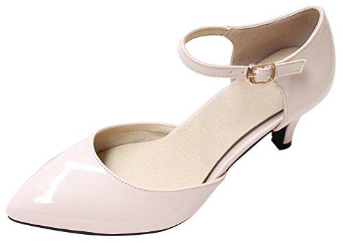 CFP - Zapatos de tacón  mujer rosa claro
