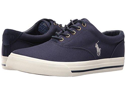 [Polo Ralph Lauren(ポロラルフローレン)] メンズカジュアルシューズ?スニーカー?靴 Vaughn Newport Navy 8 (26.5cm) M