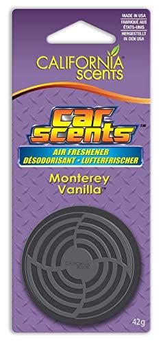California Scents E301413900 Car Scents Blister Monterey Vanilla, paars