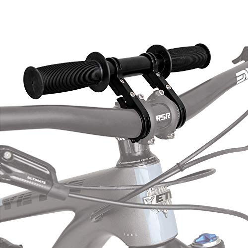 fa40c9547f8 SHOTGUN Kids MTB Handlebar Attachment | Accessory for The Mountain Bike  Child Seat | Easy Fitting and Removal | Fits All Handlebars