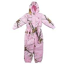 Browning Toddler Woollybear Snowsuit Realtree AP Pink/Fuchsia Snow Pants