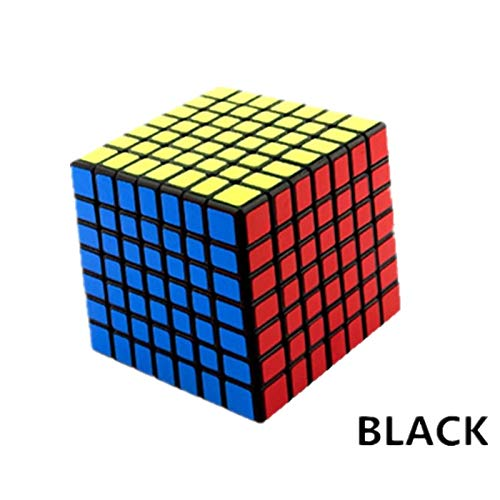 NUTY DUSTY Fidget Toys Moyu Meilong7x7x7 Professional Cube Speed Magic Cube Fidget Toys Puzzle Educational Toys for Children Adults by NUTY DUSTY