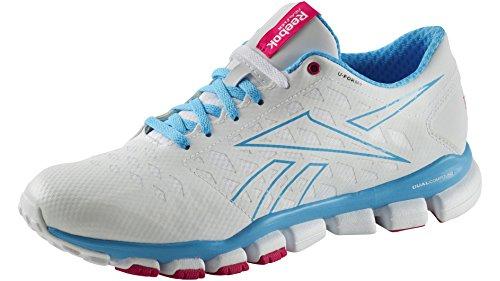 Reebok - Laufschuhe - V53203 White/Blue/Pink