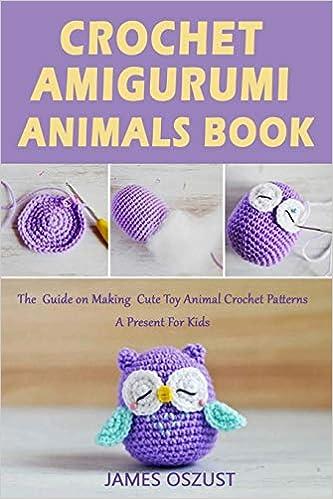 Animal Friends of Pica Pau: Gather All 20 Colorful Amigurumi ... | 499x333