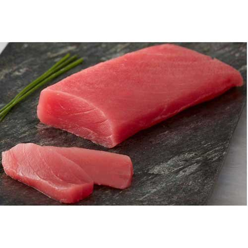 Phillips Tuna Saku Block, 8 Ounce -- 20 per case.