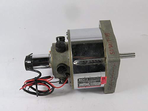 Electro-Craft 1450-02-025 MCM Moving Coil Servo Motor Tach 009417-REV-D