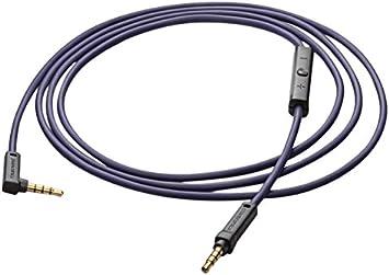 Plantronics Ersatz Kabel 3 5mm Auf 3 5mm Inline Mic Elektronik
