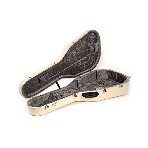 [해외]Hiscox Pro-II OOO- OOO & amp; /Hiscox Pro-II OOO- OOO & OA Acoustic Guitar Case - Ivory Red