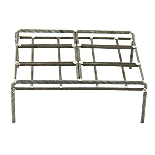 hkwx-6-square-hole-nickel-chrome-wire-lab-crucible-support-rack-stand