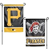 Pittsburgh Pirates MLB 12 x 18″ Garden Flag 2 Sided Review