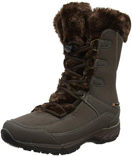 MID Dk Chocolate Hiking 200 Hi EQUILIBRIO High Women's I Bijou Rise Waterproof Tec Brown ST wOS16qIA