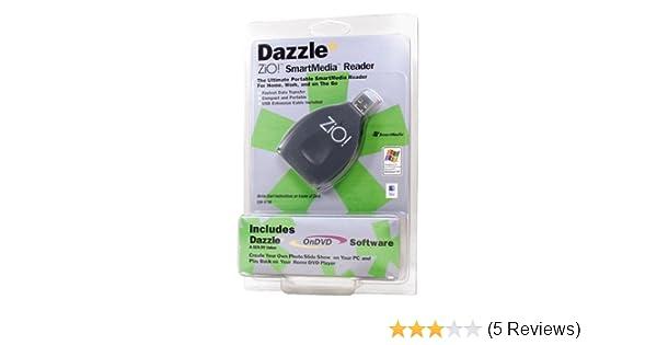 DAZZLE ZIO USB SMARTMEDIA READER DRIVER WINDOWS 7 (2019)
