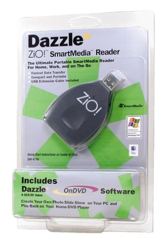 DAZZLE ZIO CARD READER DRIVERS FOR WINDOWS 7