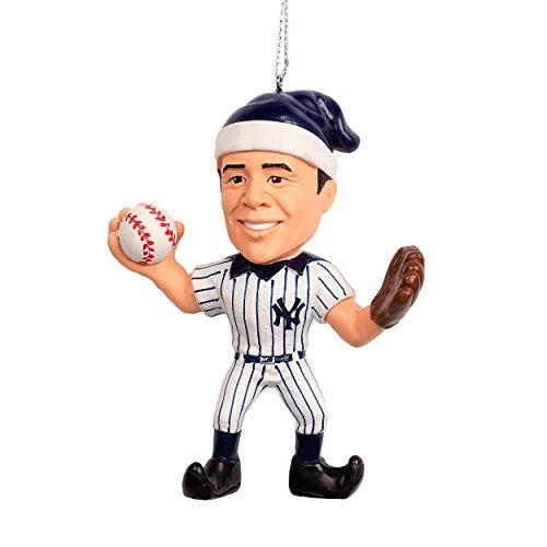 (New York Yankees Tanaka M. # 19 Resin Player Elf Ornament )